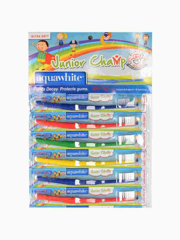 Junior Champ pack of 6