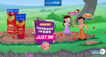 Kids Oral Care Range In Special Characters
