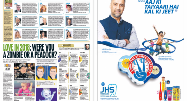 JHS Sevndgaard Advertorial In HT City Delhi NCR
