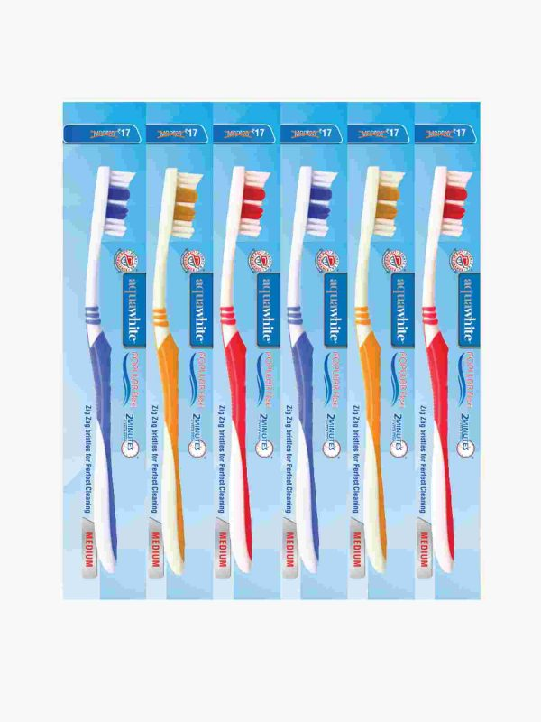 aquawhite popular flexi pack of 6