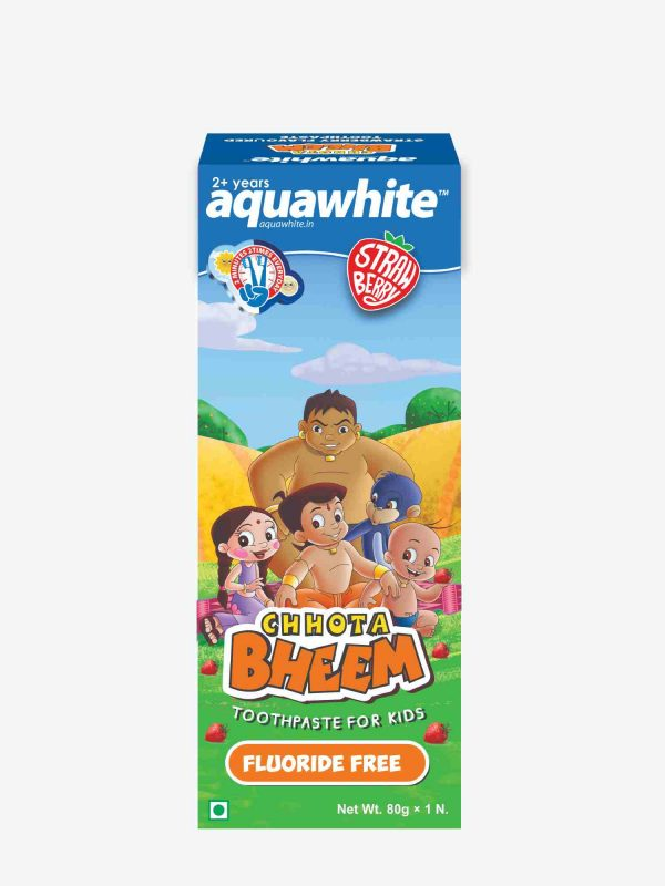 Chhota bheem strawberry toothpaste 2