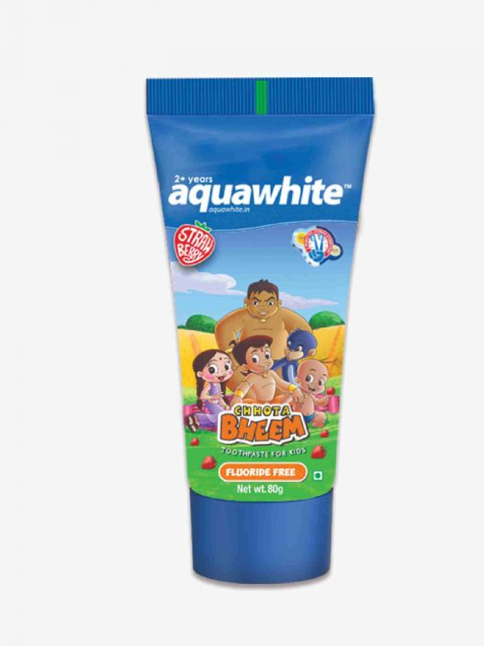 Chhota bheem strawberry toothpaste 1