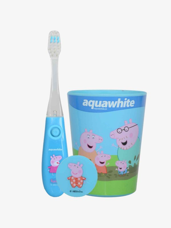 peppa pig set of 3 blue (2)