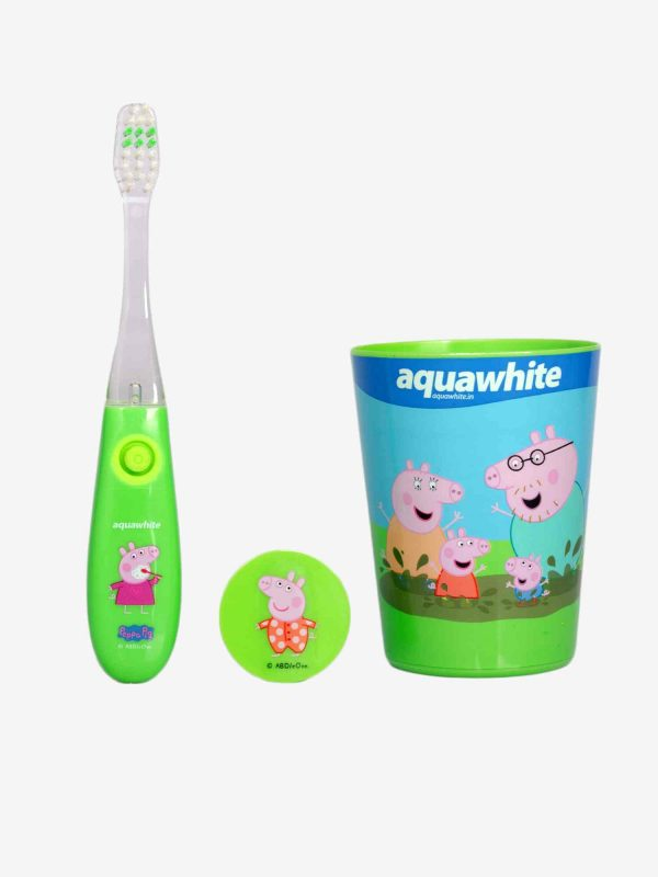 peppa pig set of 3 green (4)